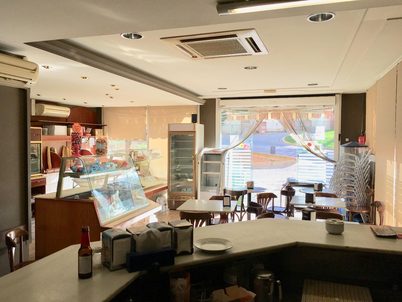 Cafetería/panadería con excelente localización